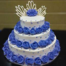 Awesome Step Cake - 8 kgs