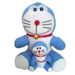 Doraemon_With_Baby_Soft toy