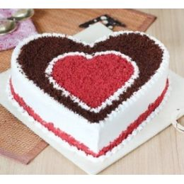 Heartshape_Blackforest_Cake