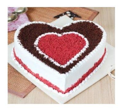 Heartshape_Blackforest_Cake